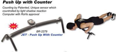 JET - Push Up With Counter (JET - Push Up With Counter)