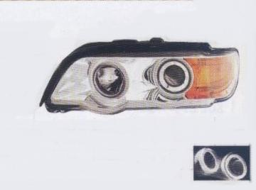 HEAD LAMP FOR X5 `00-03` (HEAD лампа для X5 `00-03 `)