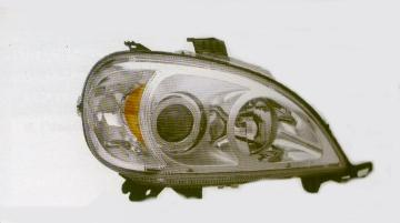 HEAD LAMP FIT FOR M-CLASS `02-`05 (ПЕРЕДНЯЯ ФАРА FIT FOR M-Class `02 05)