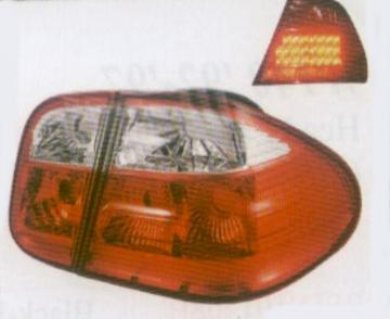 LED TAIL LAMP FIT FOR W208 `98-`02 (Светодиодные Хвост ФАРА FIT FOR W208 `98 02)