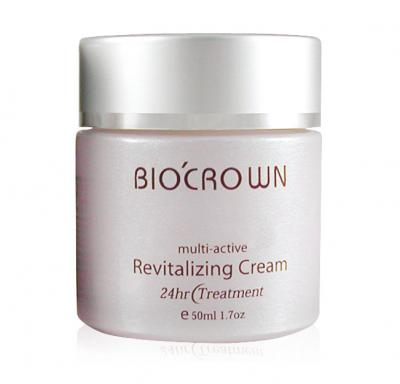 【 BIO`CROWN 】Revitalizing Night Cream。Skin Care ( BIO`CROWN  Оживление Night Cream. Уход за кожей)