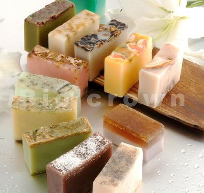 【 BIO`CROWN 】Natural Handmade Soap Series。Skin Care