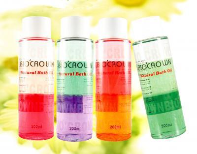 【 BIO`CROWN 】Natural Bath Oil Series。Skin Care ( BIO`CROWN  природного масло для ванны серии. Уход за кожей)