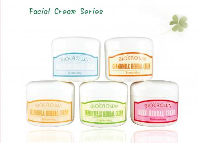 【 BIO`CROWN 】Herbal Face Cream。Skin Care (BIO`CROWN】 【Herbal Face Cream. Skin Care)