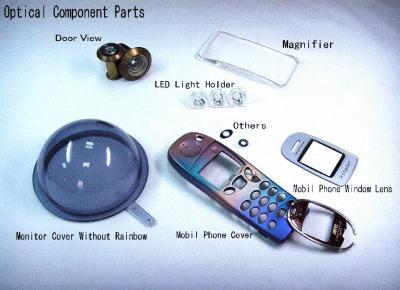 Optical Component Parts (Optische Komponenten Teile)