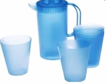 Plastic Pitcher Set (Plastic Pitcher Set)