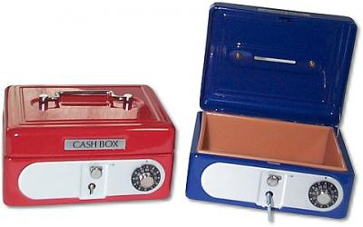 cash box (Caissee)