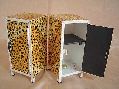 micro locker (микро шкафчика)