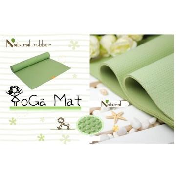 Natural Rubber Yoga Mat(Environmentally friendly) (Naturkautschuk-Yoga-Matte (Environmentally friendly))