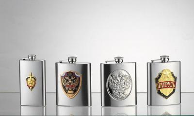 Flask, Hip Flask, Stainless Steel Hip Flask, Wine Flask, Tableware, Houseware