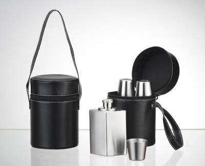 Stainless Steel Hip Flask Set,Flask, Hip Flask, Stainless Steel Hip Flask, Wine