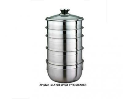 Stainless Steel Steamer,Cookware, Houseware, Household,Steamer,Pot,Pan (Нержавеющая сталь Steamer, посуды, товаров для дома, бытовая, пароход, Пота, пане)