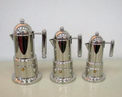 Stainless Steel Coffee Maker, Espresso Coffee Maker, Tableware, Houseware