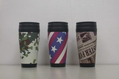 Camouflage Mug,Coffee Mug, Stainless Steel Coffee Mug, Camouflage Mug, Tableware