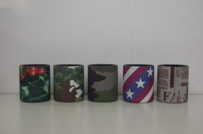 Camouflage Cooler,Coffee Mug, Stainless Steel Coffee Mug, Camouflage Mug, Cooler