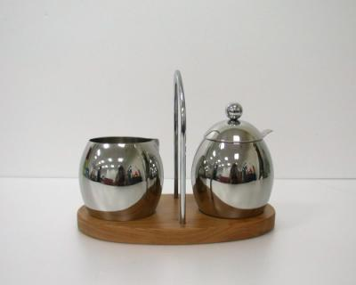Milk & Sugar Bowl,Creamer & Sugar Bowl, Stainless Steel Creamer & Sugar Bowl (Молоко & сахарницу, Creamer & сахарницу, нержавеющая сталь Creamer & Сахарница)