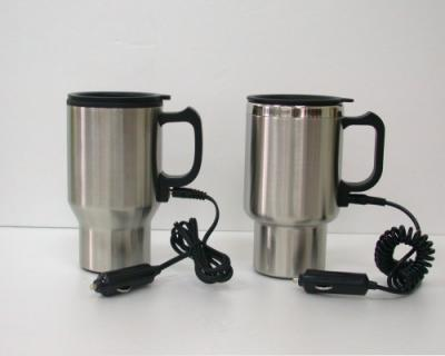 Stainless Steel Cup, Stainless Steel Auto Mug, Tableware, Houseware, Household