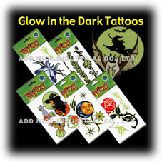 Glow In The Dark Tattoo (Glow In The Dark татуировки)