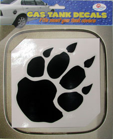 Gas Tank Decal (Gas Tank Термоаппликации)