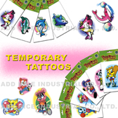 Cartoon Tattoo (Cartoon Tattoo)