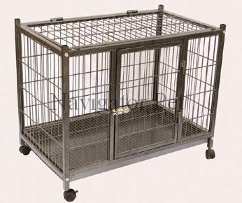 Wire Dog Cage (Wire Dog Cage)