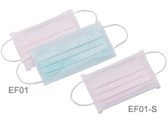 3-PLY LATEX FREE EARLOOP FACE MASK (3-PLY Latex Fr  EARLOOP FACE MASK)