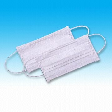 FACE MASK WITH PLASTIC PLANK (MASQUE DE PLASTIQUE PLANK)