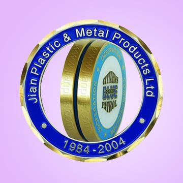 Souvenir Coin with Customized Logos (Сувенирные монеты с пользовательские логотипы)