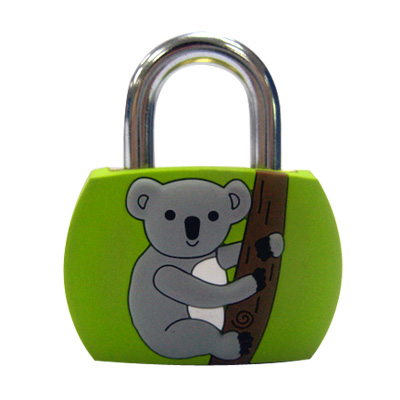 Soft PVC Padlock Cover, Suitable for Sales Promotions