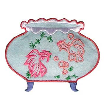 Embroidery Patches (Broderie Patches)