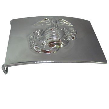 Military Belt Buckle 123 (Military Gürtelschnalle 123)