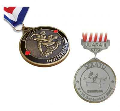 Casting Medal Pin, Customized Specifications are Accepted (Casting-Medaille Pin, Kundenspezifische Daten werden akzeptiert)