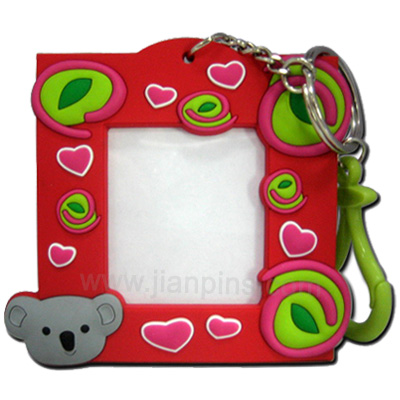 SOFT PVC PHOTO FRAME KEYCHAIN (Мягкий ПВХ PHOTO FRAME KeyChain)