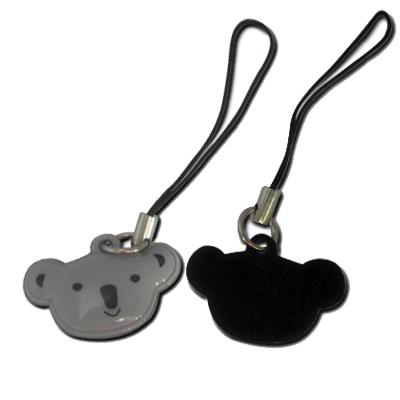 Mobile Phone Strap MIT SCREEN CLEANER (Mobile Phone Strap MIT SCREEN CLEANER)