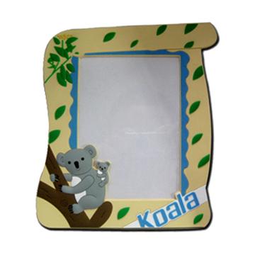 Soft PVC Photo Frame, Customer`s Designs are Accepted (Мягкий ПВХ рамка для фотографии, образцы клиента принимаются)