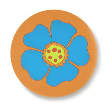 Soft PVC Coaster, Suitable for Gifts and Promotions