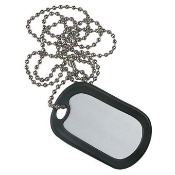 Dog Tag Available in Customized Designs