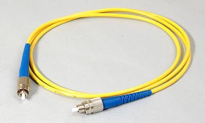 "Fiber Optic Cable Assemblies - Singlemode Simplex - FC to FC (Fiber Optic кабелей - одномодовый Simplex ""- ФК"" для ФК "")"