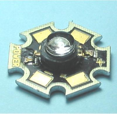 3W High Power White LED (Star) Batwing (3W High Power White LED (Star) Batwing)