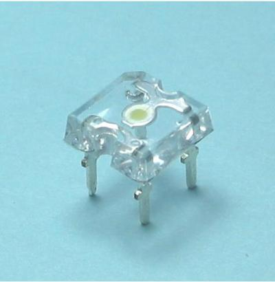790 Package 4 Pins Yellow LED Lamp (790 Пакет 4 Pins Желтая светодиодная лампа)