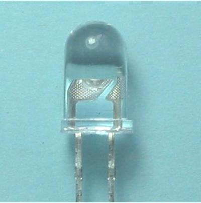 5mm Special Color (Blue) LED Lamp (Water Clear) (5mm специальным цветом (синий) светодиодная лампа (Вода Открытый))