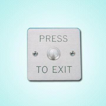 Stainless Steel Pushbutton Switch Lock (Нержавеющая сталь Кнопочный переключатель блокировки)