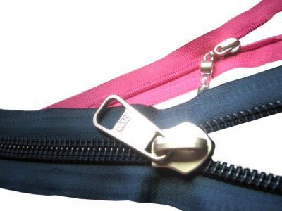 #20 Nylon Zipper with slider (# 20 нейлоновая молния с ползунком)