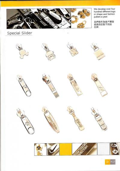 Zipper Sliders (Zipper Sliders)