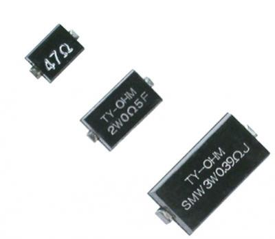 SMW Series - Power Metal Film Chip Resistor (SMW серии - Power Metal фильм чип резистор)
