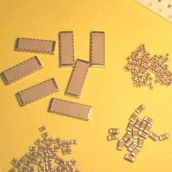 [CC Series] - Multilayer Ceramic Chip Capacitor (MLCC) ([CC Series] - многослойные керамические чип конденсатор (MLCC))