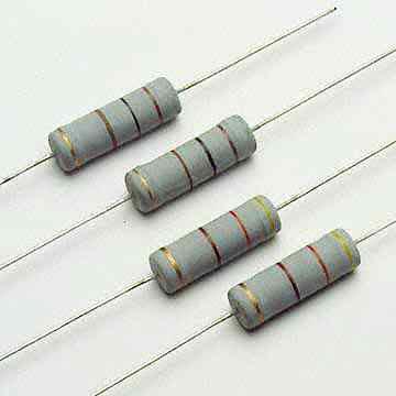 CFN - Flame Proof Carbon Film Resistor (CFN - взрывобезопасность угольно-пленочный резистор)