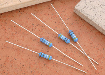 MF - Metal Film Resistors (MF - Metal резисторы)