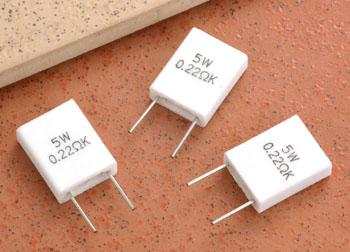 MPR - Metal Plate (Cement) Resistors (НДР - металлической пластины (цемент) Резисторы)