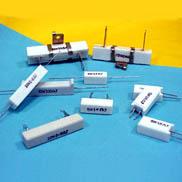 Cement Resistor - Fixed Wirewound Resistors (Цементный резистор - Исправлены Wirewound Резисторы)